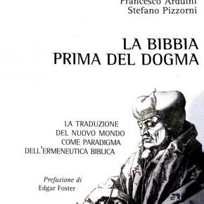 La Bibbia prima del dogma